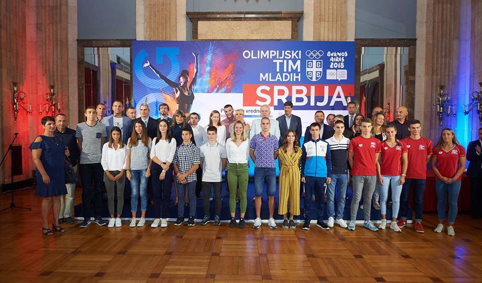 Foto: Olimpijski komitet Srbije