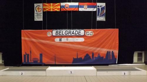 Trofej Beograda 2020 (27. 12. 2020)