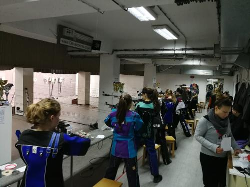 Drugo kolo Lige Beograda2017-2018 05.novembar 2017.