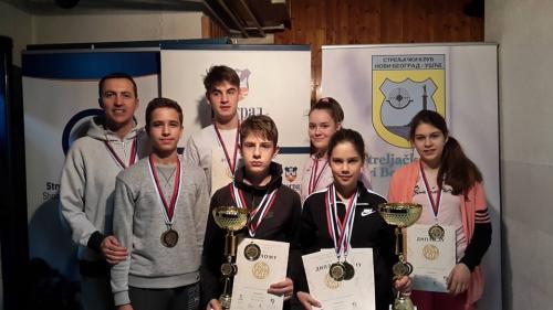 Školsko prvenstvo Beograda (22.mart 2018)