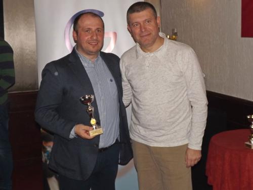 Najbolji trener Dragan Donević
